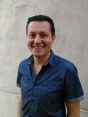 Nicolas Ancion, dédicaces, foire du livre, 2016