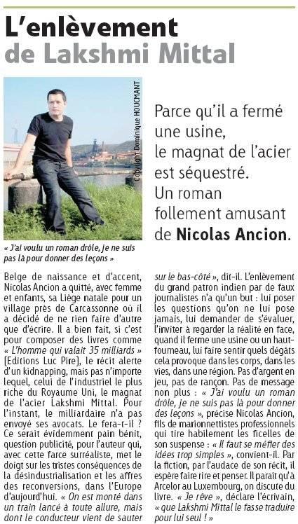 Est-Républicain Michel Vagner 16 09 09.jpg